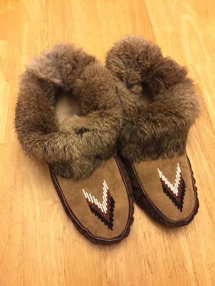 DIY Moccasin Kit (Adult Sizes)