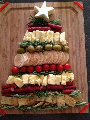 Platos Navideños - Christmas table