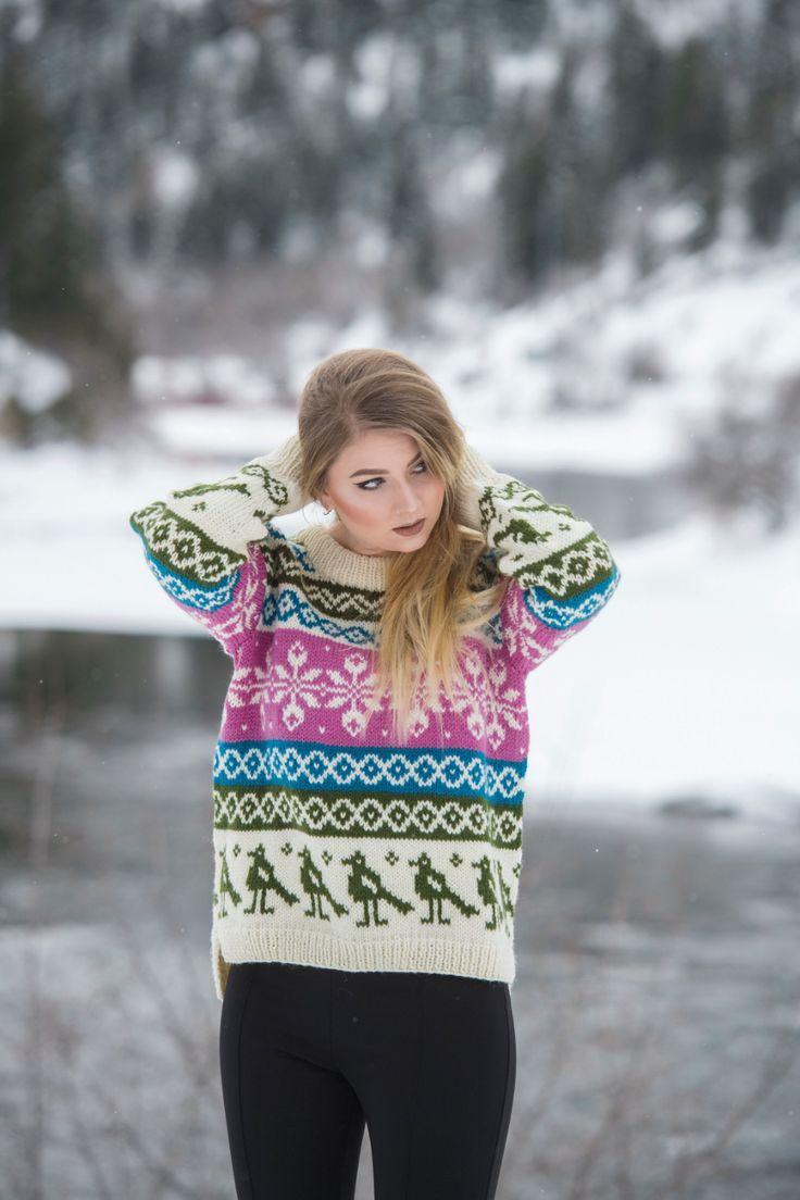 91785. matchande tröja & kjol med mönster | Guardarropas y