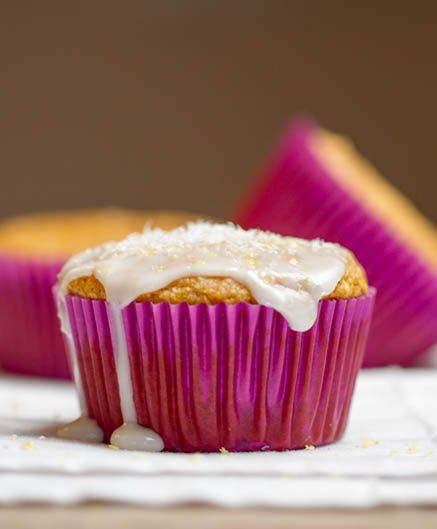 "Lemon Coconut Vegan Cupcakes  ---""I'd love to bake this cupcake"""