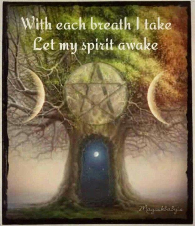 Let My Spirit Awake.