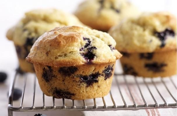 Gluten Free Blueberry Muffins (similar to the one we tried, but I think this one will be better)