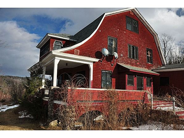 This Classic 1906 Architect Designed Dutch Colonial Find Pin And More On Big Red Barns
