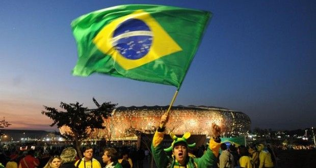 The super song is ready for Brazil 2014 | Football Bible