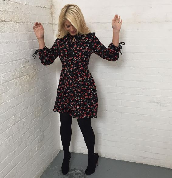 holly willoughby | Holly Willoughby rocks high street look - RSVP Magazine