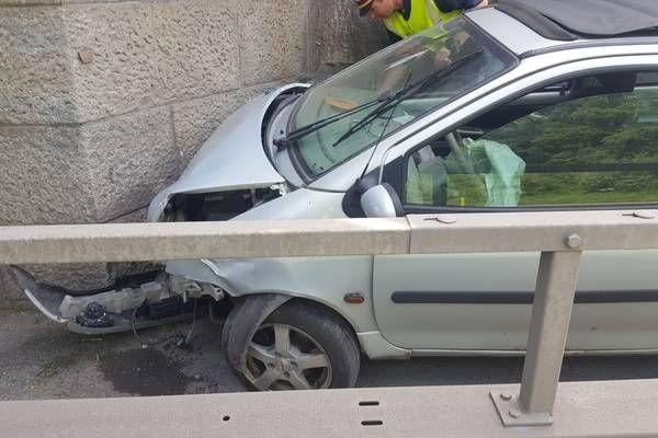 Kapfenberg Diemlach Verkehrsunfall Mit Eingeklemmter Person