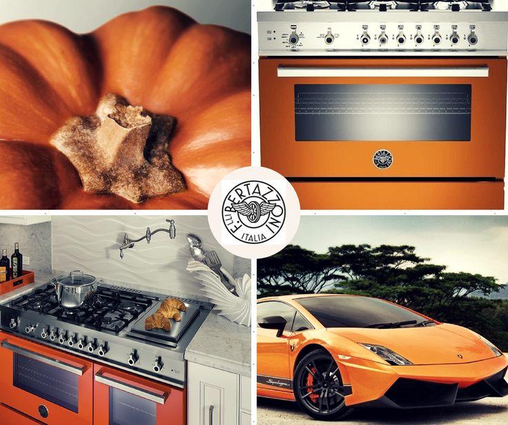 #bertazzoni #orange #arancio #range #italy #Lamborghini