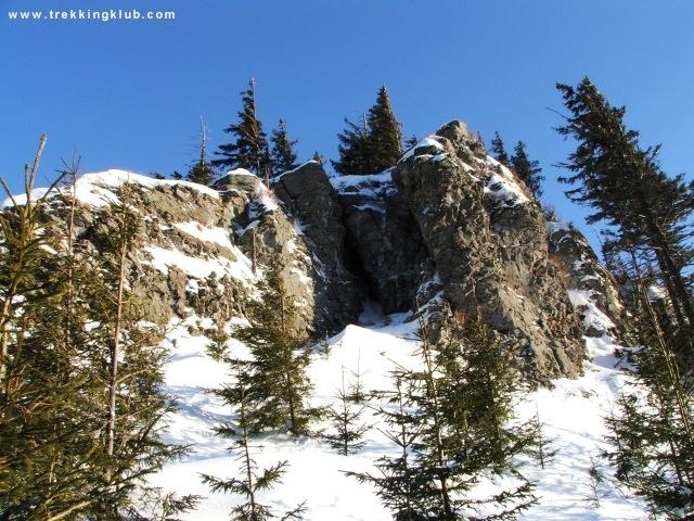 Kossuth Rock - #Harghita_mountains #Transylvania