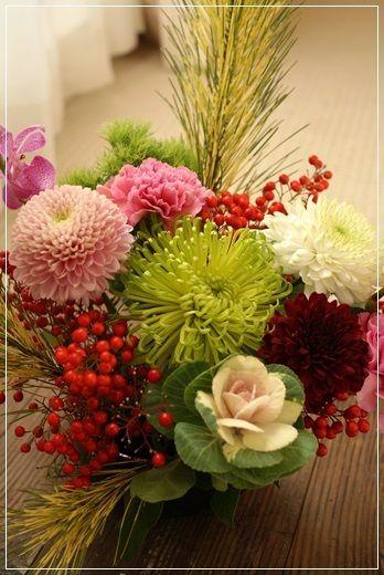 ■Flower noteのこと■ ■ フラワーギフトのご注文方法■ ■Flower noteの作品集■ ■「小さなお花の教室 」■ ■現在募集中のレッス…