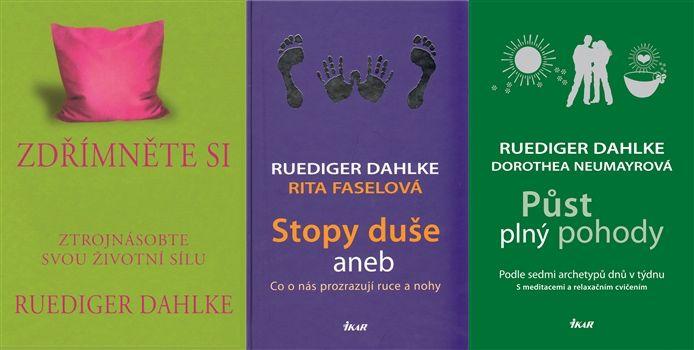 Ruediger Dahlke: Proč většina nemocí začíná v hlavě?