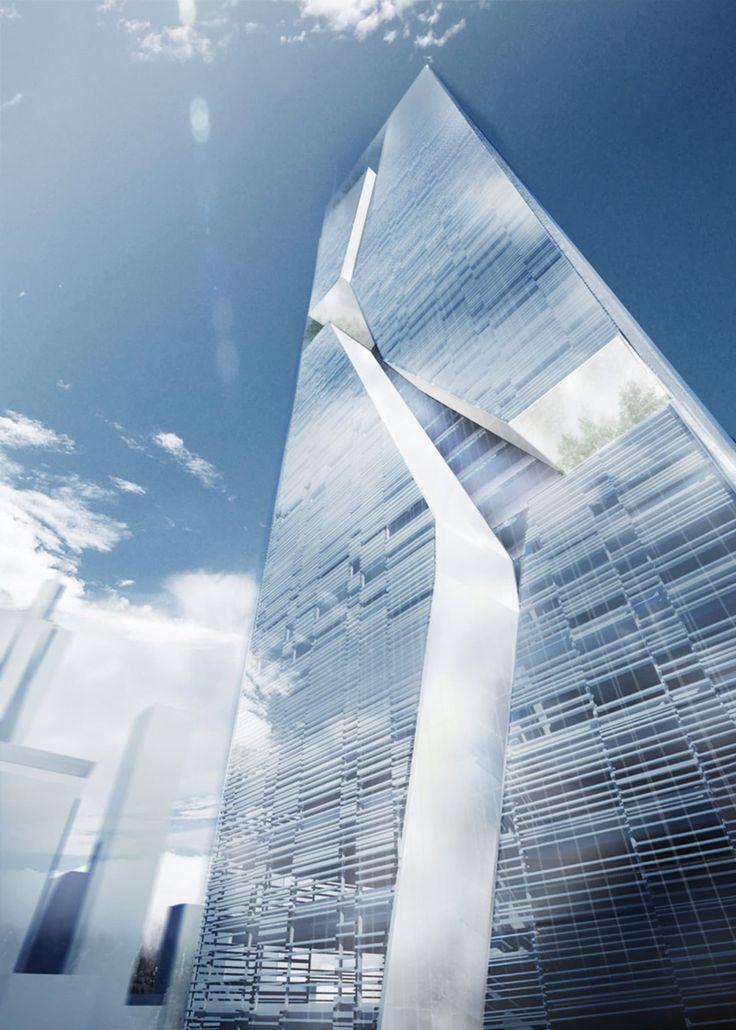 Massimiliano & Doriana Fuksas · Guosen Securities Tower