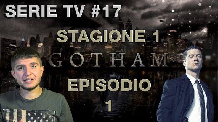 Recensione dell'episodio pilota di Gotham, la serie che racconta le origini di Batman e dei suoi personaggi, con Ben McKenzie nel ruolo del detective Gordon....