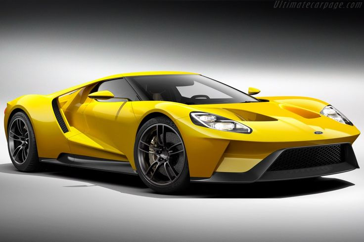 2020 Ford GT Concept, Price, Engine Specs, Changes Rumor - Car Rumor
