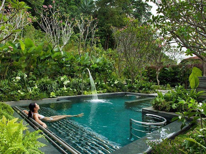 ESPA, Resorts world sentosa - singapore