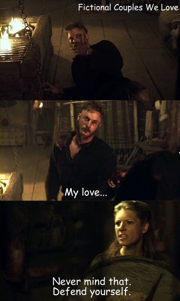 Rule 1: don't piss off the greatest shieldmaiden in recent history.