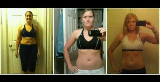 The difference a 24 Day Challenge can make! www.advocare.com/110916205