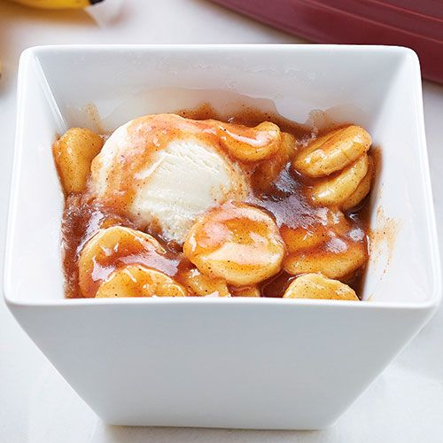 Warm Bananas Foster - The Pampered Chef®