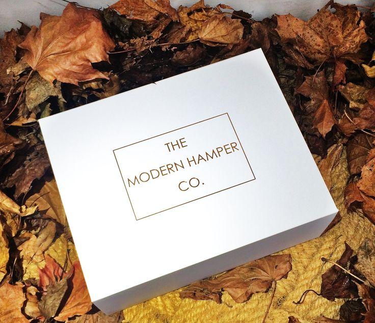 Fallen Leaves #modernhamper