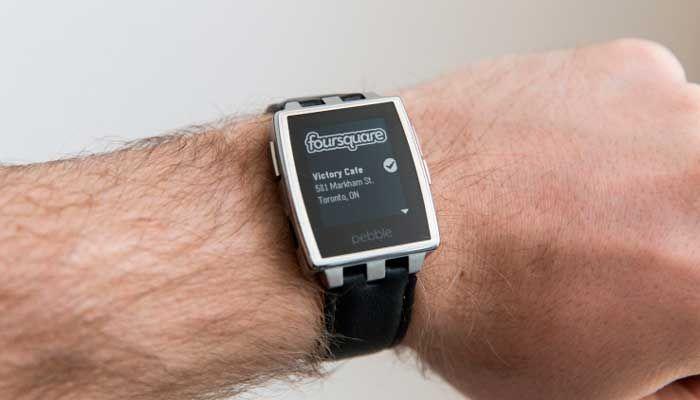 Tras la última última actualización de Pebble, el Smartwatch soporta aplicaciones con Android wear y ofrece nuevas características