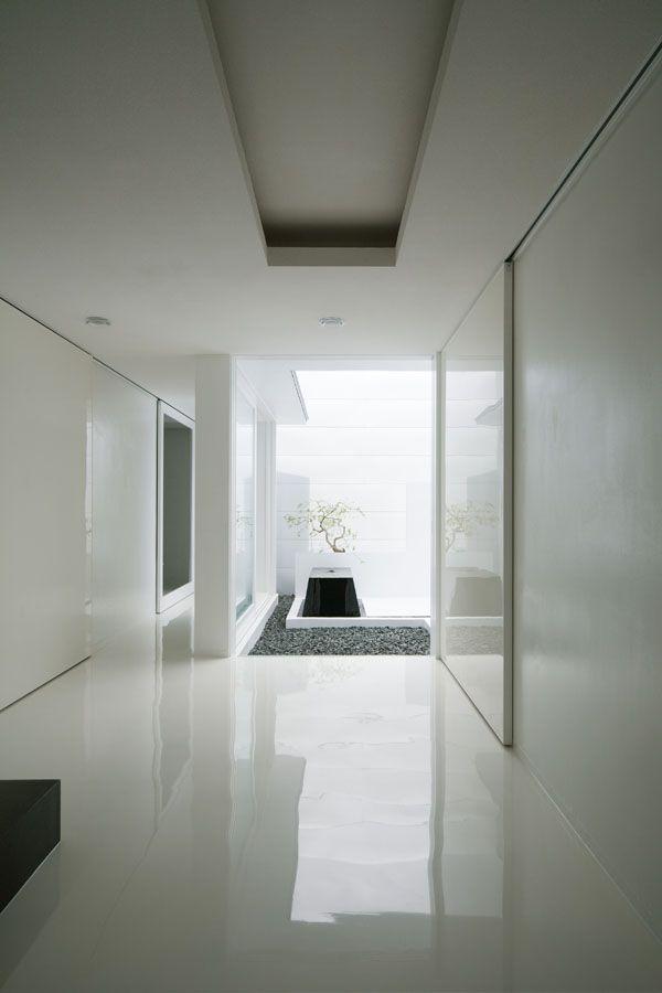 House of Depth, Shiga, Japan _ by FORM Kouichi Kimura Architects (photo Takumi Ota) _