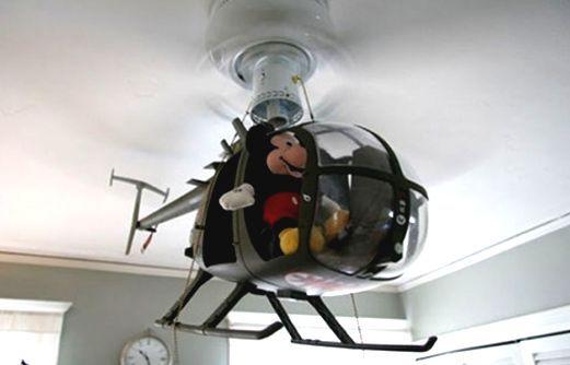ventilador mickey