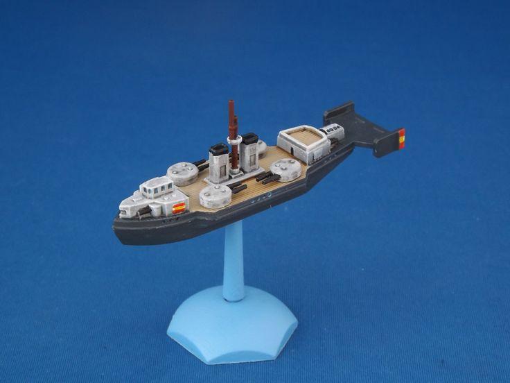 Aragon class Battlecruiser
