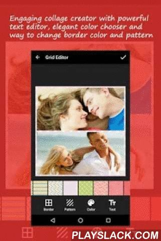 Insta Picture Frame  Android App - playslack.com ,  Create square collages & Blur Photos for instagramAwesome application with more than 50 grids and powerful image editor, now you can create collage with your nice photos and share it with the world.Try this now and Enjoy the experience.Features:1. More than 50 grids available for making collage and select aspect ratio.2. Powerful Image Editor3. Move/Resize/Rotate Photos in the grid.4. Choose and change Border Color. 5. Add Pattern as…