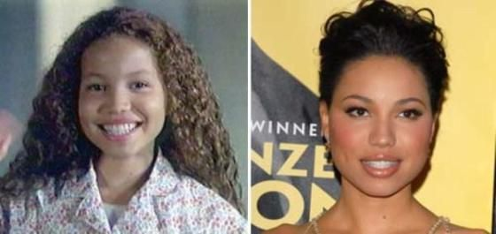 Jurnee Smollett - She has made appearances on Hangin with Mr. Cooper and Cosby (1996), but it was her role as Denise Frazer, Michelle Tanner's spunky friend on Full House, that most people remember her by. An advocate of HIV/AIDS awareness, particularly in Africa, Smollett continues to appear in TV and films.