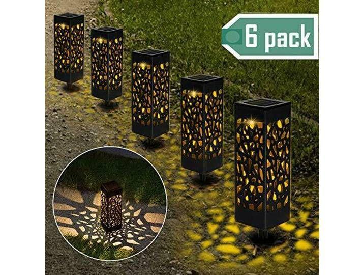 6 Stuck Solarleuchten Garten Solar Gartenleuchte Ip65 Solarleuchten Garten Solarleuchten Solarlampen Garten