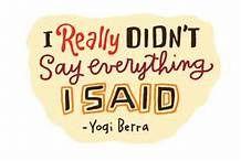 yogi berra quotes - Bing Images