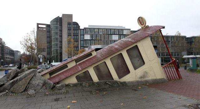 Bockenheimer Warte, Francoforte, Germania