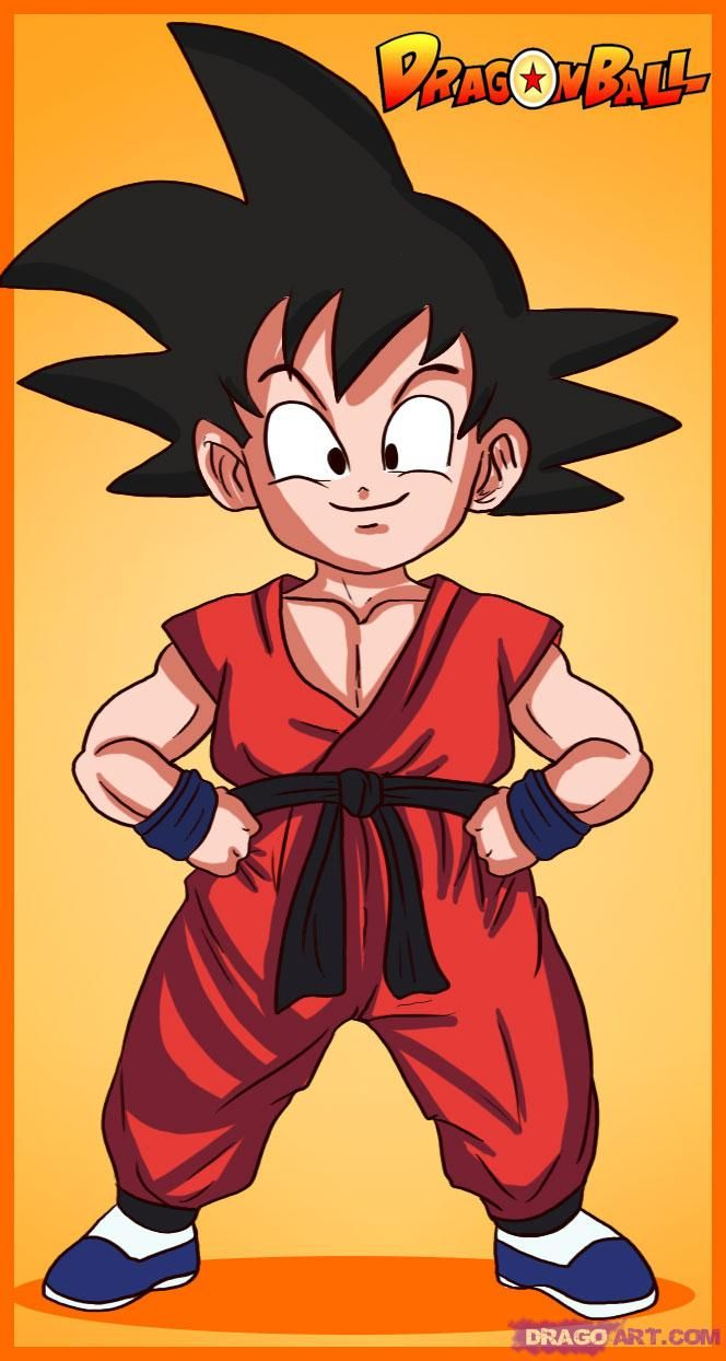Dragon ball son goku google search visit now for 3d - Son goku dragon ball z ...