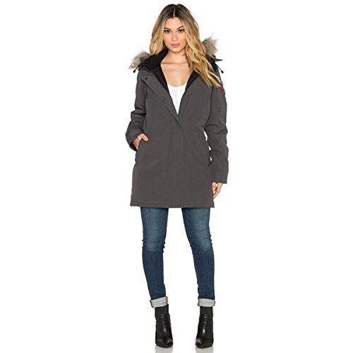 (カナダグース) Canada Goose レディース アウター ジャケット Victoria Parka with Coyote Fur Trim 並行輸入品  新品【取り寄せ商品のため、お届けまでに2週間前後かかります。】 カラー:グレー 素材:Shell: 85% poly , 15% cotton Lining & 詳細は http://brand-tsuhan.com/product/%e3%82%ab%e3%83%8a%e3%83%80%e3%82%b0%e3%83%bc%e3%82%b9-canada-goose-%e3%83%ac%e3%83%87%e3%82%a3%e3%83%bc%e3%82%b9-%e3%82%a2%e3%82%a6%e3%82%bf%e3%83%bc-%e3%82%b8%e3%83%a3%e3%82%b1%e3%83%83%e3%83%88-v/