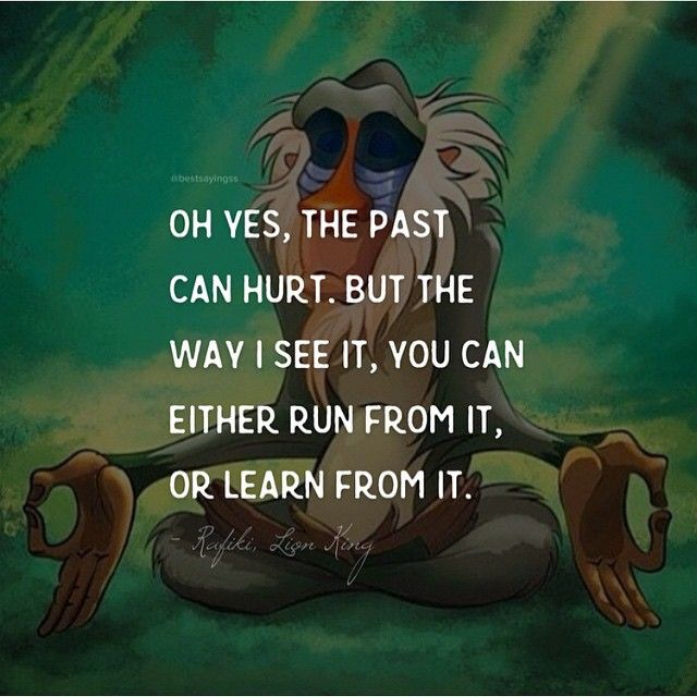 The Past Can Hurt  - Run From It or Learn From It - https://socimo.com/2016/12/27/the-past-can-hurt-run-from-it-or-learn-from-it/  #Entrepreneur, #Inspire, #Mindset