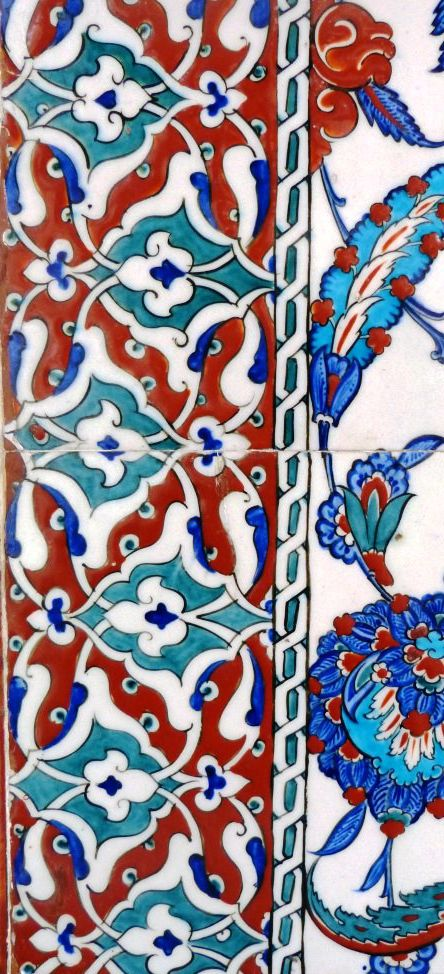 SULTAN III. MURAD TÜRBESI / 1599-Türk İslam Sanatları - turkishislamicarts.com