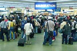 """© Provided by GMA News Online ofws The Department of Labor and Employment (DOLE) is set to launch next week the new identification card for OFWs that will replace the Overseas Employment Certificate (OEC), Labor Secretary Silvestre Bello III said Tuesday. """"Sa July 12 sa Aguinaldo [Room]..."""