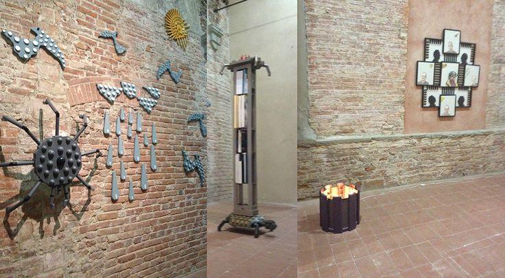Centro Espositivo Museale MSM, Pisa 2015
