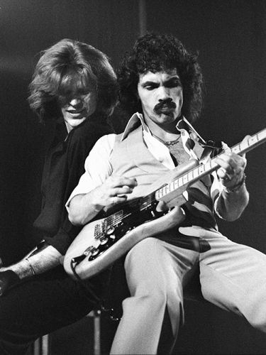 Hall and Oates (1977) Only their old stuff... for me that is