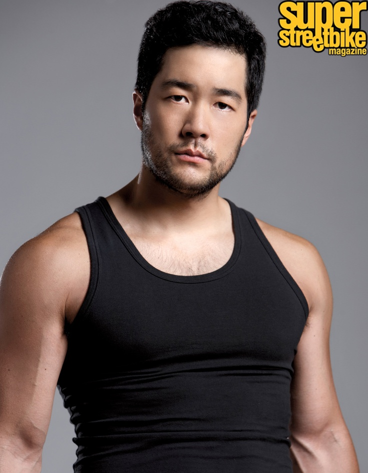 Tim Kang from The Mentalist