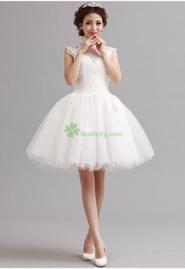 Short Tulle Party Dress| 25 Dreamy Reception Dresses Under $150