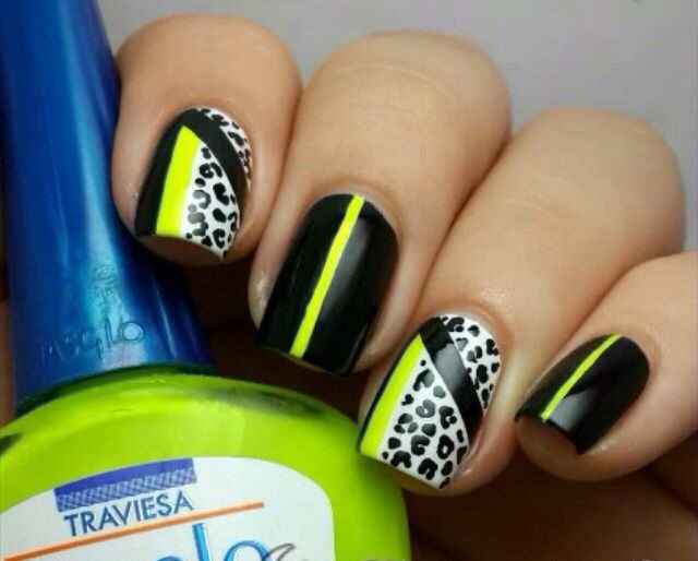 Nail Art Design for summer 2015