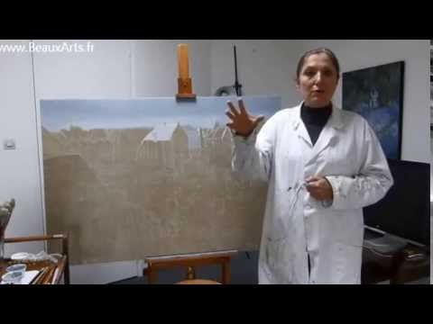 36 best Vidéos  Peinture Acrylique images on Pinterest Art - comment choisir sa peinture