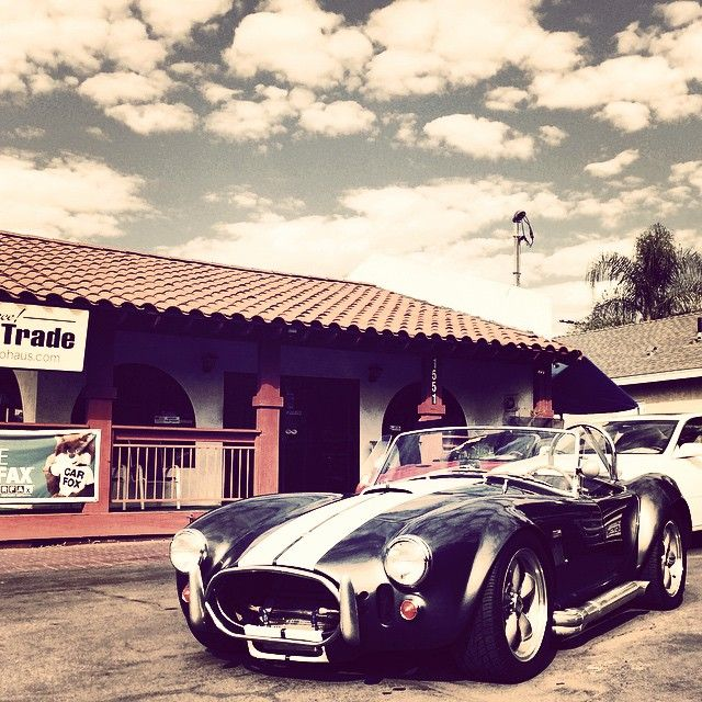 #TitaniumSnake: 1966 Shelby Cobra Replica For Sale Video Coming Soon