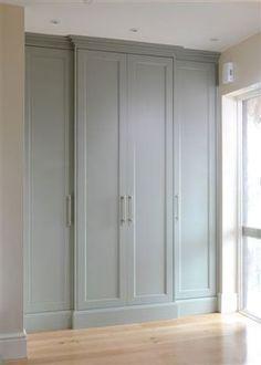 adding a wall wardrobe - Google Search