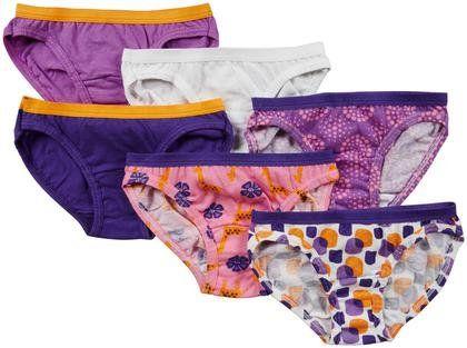 Fruit of the Loom Bikini, Wardrobe, 6 pk-Multicolor - Free Shipping