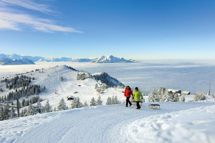 Next stop, Skiing in the Swiss Alps!