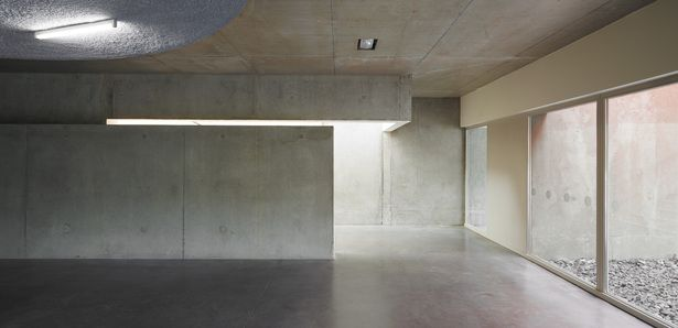 Nursing home for severely disabled people in Mattaincourt | Dominique Coulon & associés; Photo: Eugeni Pons | Archinect