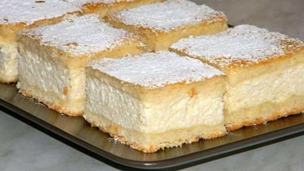 Ezt a hamis krémtúrós receptet mindenkinek ajánlom, aki hozzám hasonlóan rajong a finom süteményekért
