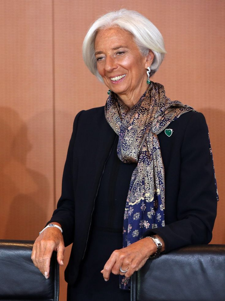Christine Lagarde Photos - Angela Merkel Meets with World Leaders - Zimbio
