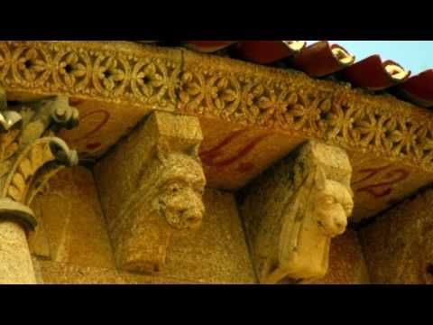Fotos de: Ávila - Románico - Canecillos - Basílica de San Vicente